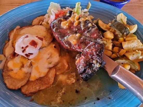 Casa de Suenos: Burn Habanero steak