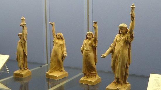 Musee Bartholdi: libertad