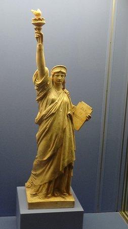 Musee Bartholdi: estatua2
