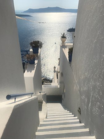 Scirocco Apartments: View from our apartment door, takes your breathe away!