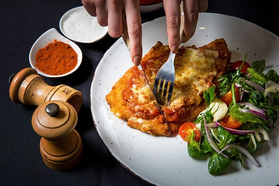 House Special Chicken Parmesan