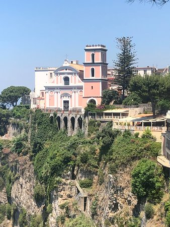 Amalfi Coast Private Shore Excursion from Salerno: Amazing View