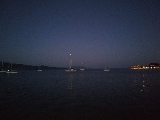 Seven Islands: vista