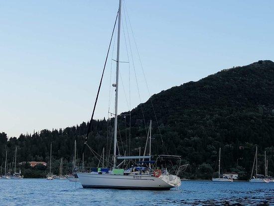 Seven Islands: mezzo di trasporto :-)