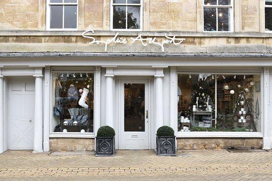 Sophie Allport Stamford High Street