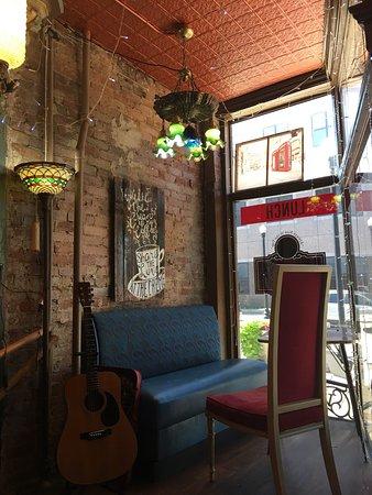 The Creme Coffee House Owensboro Restaurant Reviews Photos