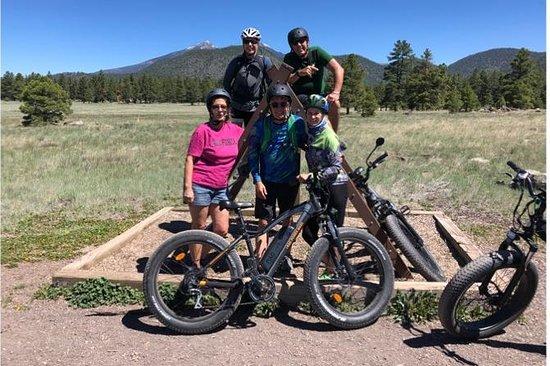 E bike Tours of Flagstaff