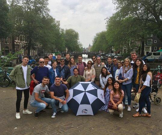 Rafa Free Tour Amsterdam