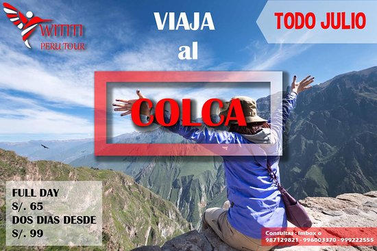 WITITI PERU TOUR