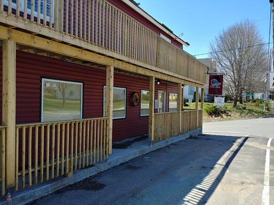 Lawrencetown, קנדה: Winemakers Tavern