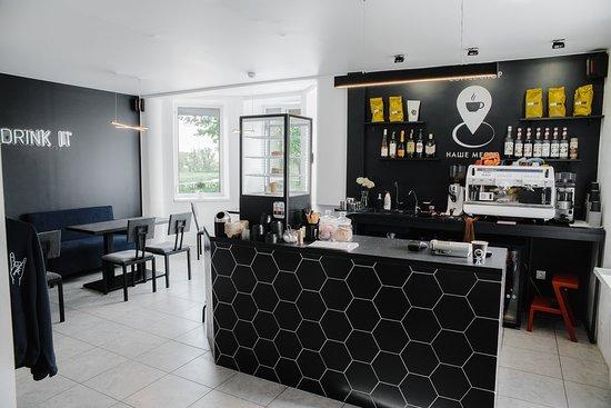 Кофейня с самым живописным местом