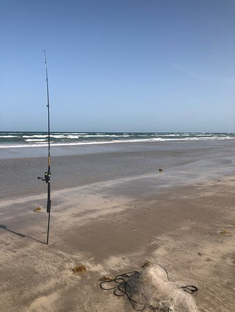 Camping south padre