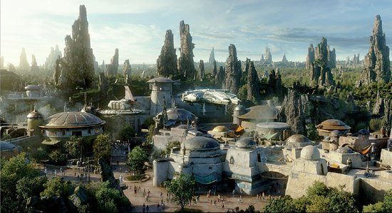 ‪Star Wars: Galaxy's Edge‬