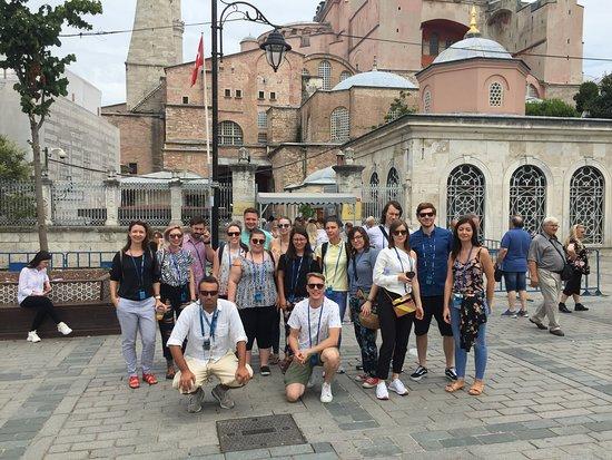 Istanbul Tours by Cezmi Akar: hagia sofia tour by cezmi akar