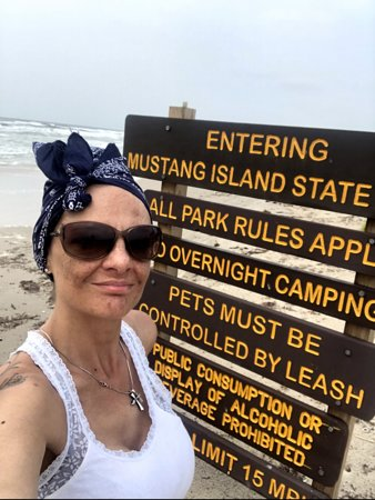 Mustang Island照片