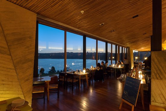 Isla Chiloe, Chile: #tierrachiloe A boutique spa hotel where intrepid adventures are coupled with comfort, sea views and the promise of authentic experiences.  It's eco-friendly architecture makes the most of the island's changeable climate.  Inside, panoramic windows in the restaurant and living areas allow for uninterrupted Pacific Ocean views, which change constantly as the clouds and light play across the water.  Quintessential island life and sophisticated modern comfort meet hand-in-hand at #tierrachiloe