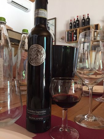 Cannara, Italia: Di Filippo Winery