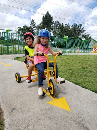 Alto Boquete, ปานามา: Triciclos