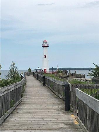 Wawatam Lighthouse: Lighthouse