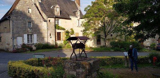 Crissay-sur-Manse, France : Crissay Sur Manse, France