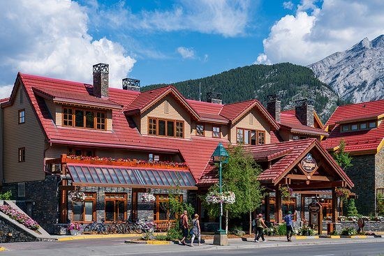Banff Ptarmigan Inn, hôtels à Banff