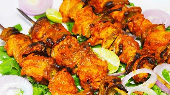 Punjaabi Sweets & Restaurant (LLBO): tikka