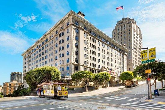Stanford Court San Francisco Hotel