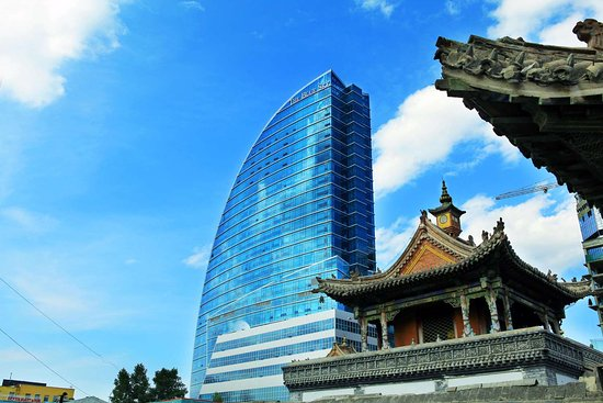 Blue Sky Hotel & Tower照片