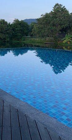 Gambang, Malezija: The pool