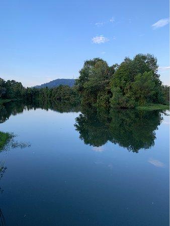 Gambang, Malezija: Lake