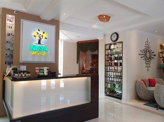 Nusa Bali Spa