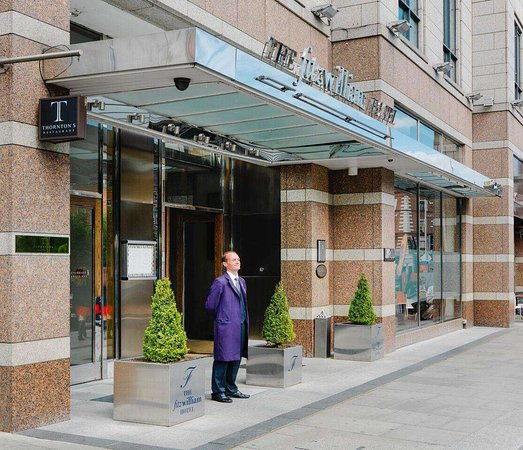 Fitzwilliam Hotel Dublin, Hotels in Dublin