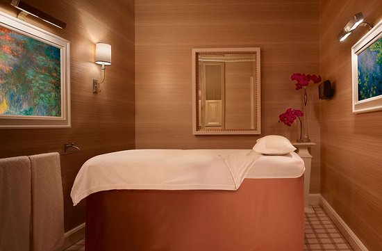 Wynn - Fairway Villa Massage Room