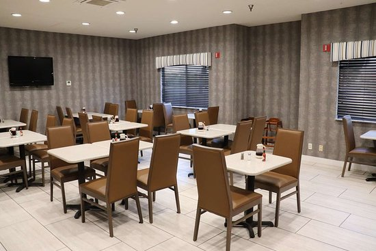 Best Western Porterville Inn: breakfast room