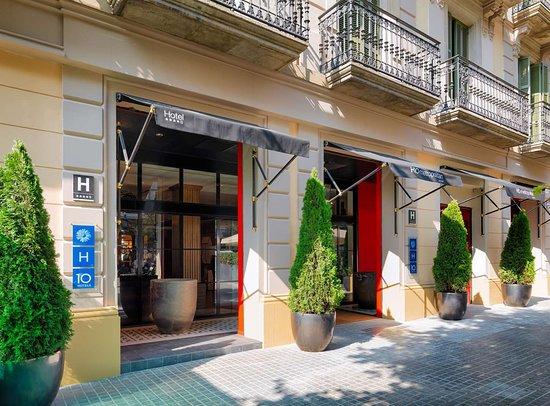 H10 Metropolitan, hoteles en Barcelona