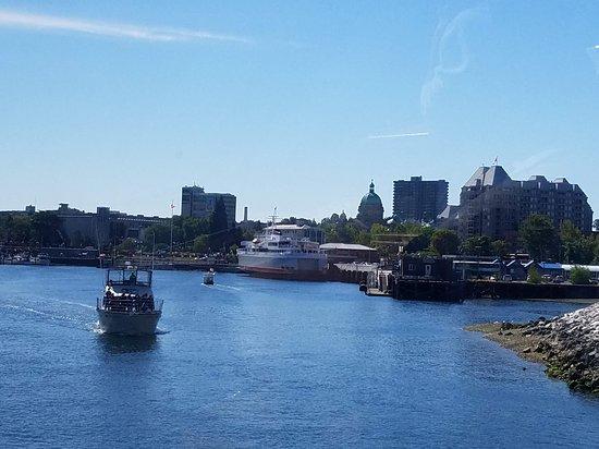 Day Trip from Seattle to Victoria on the Victoria Clipper: Victoria Harbor