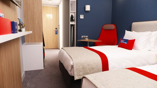 Holiday Inn Express Istanbul - Atakoy Metro: Guest room