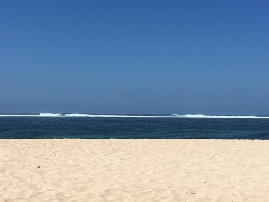 The St. Regis Bali Resort: St. Regis perfect Beach
