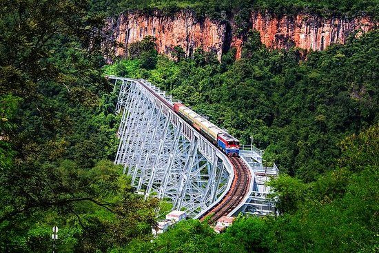 Gokteik Viaduct Full-Day Private Tour fra Mandalay