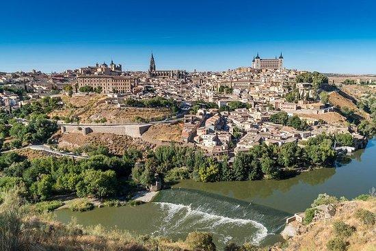 來自馬德里的Toledo和Segovia提供可選午餐
