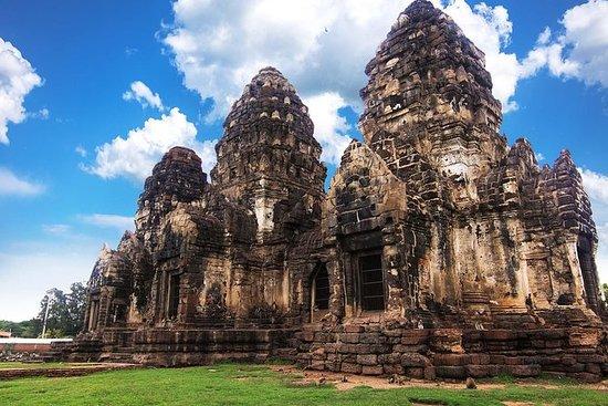 Privat rundtur: Lopburi Ancient City ...