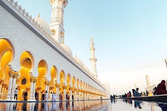 Round-Trip Abu Dhabi Full Day Cultural Tour from Dubai: Abu Dhabi Full Day Cultural Tour