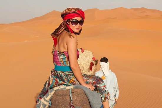 摩洛哥沙漠之旅3天2夜从马拉喀什出发:私人旅行