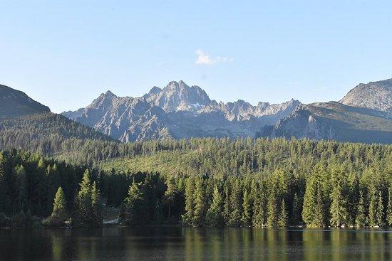 Caminata fácil en High Tatras...