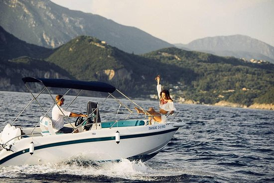 Corfu Explore Boats