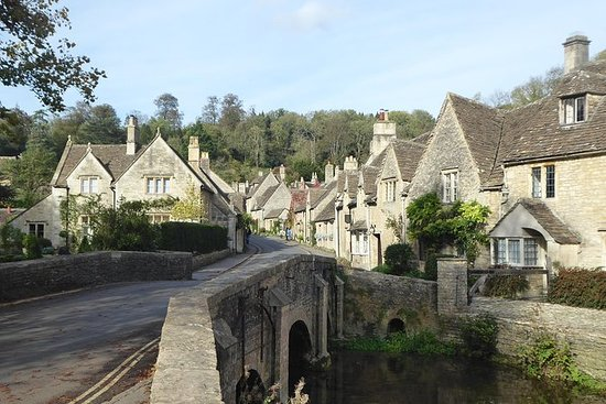 Lacock and Castle Combe - Middag ...
