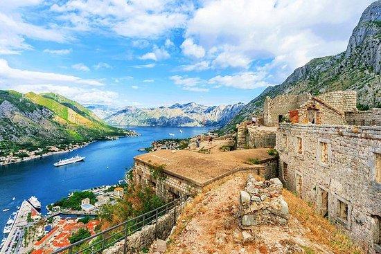 徒步Krstac Kotor下坡