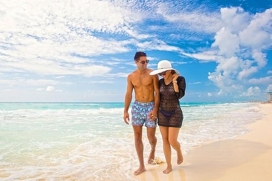 Tour all inclusive a Isla Mujeres da