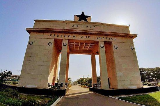 En dag i Accra