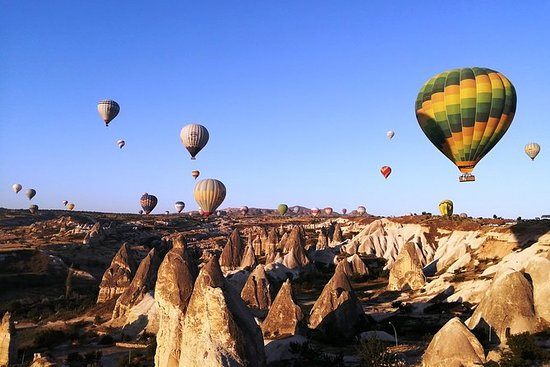 Tour privé d'Ankara en Cappadoce